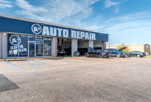 a+ auto repair shop