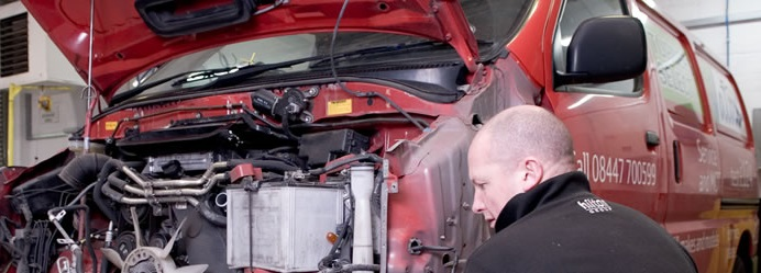fleet auto repair services
