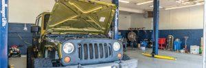 jeep engine repair
